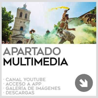 Apartado Multimedia
